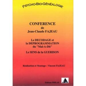 Conférence de Jean-Claude Fajeau