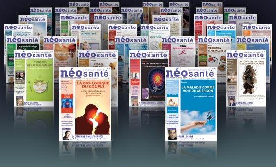 collection des revues Néosanté