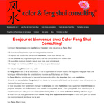 Color Feng Shui Consulting