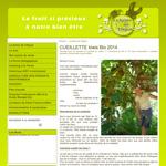 La ferme de Cléjust kiwi bio