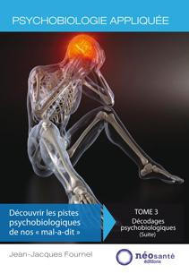Psychobiologie Appliquée Tome 3