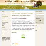 Mélanie Le Saux - Naturopathe - Iridologue